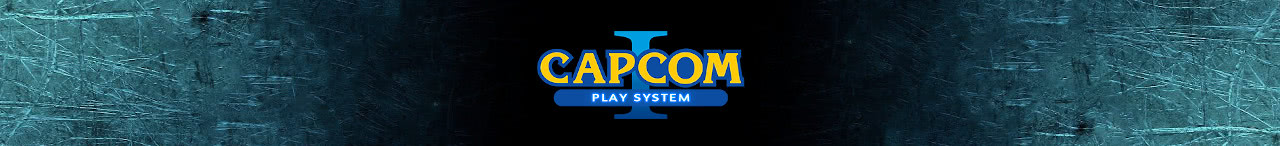 CPS1 ::  Capcom Play System 1 banner
