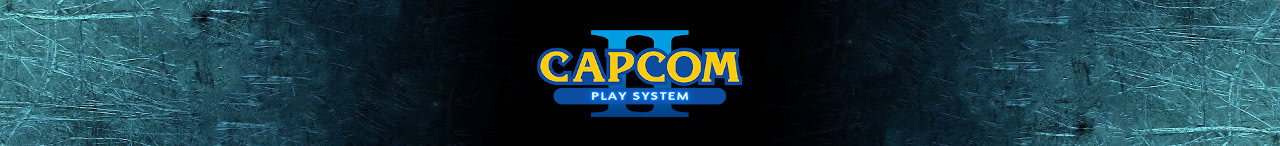 CPS2 ::  Capcom Play System 2 banner