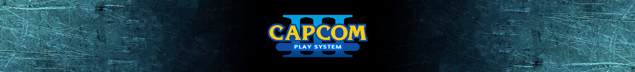 CPS3 ::  Capcom Play System 3 banner