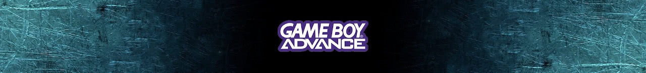 GBA ::  Nintendo Gameboy Advance banner