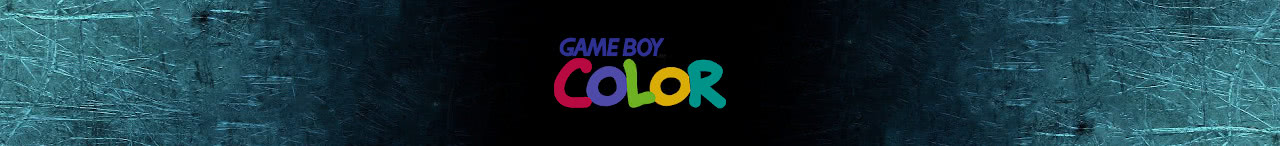 GBC ::  Nintendo Gameboy Color banner