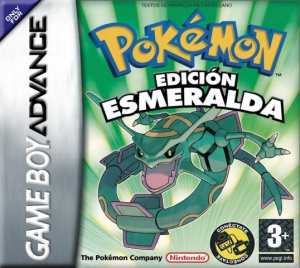 Pokemon : Edición Esmeralda [Spain]