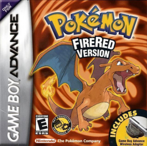 Pokemon: FireRed Version [USA]