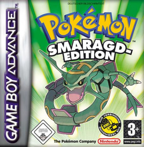 Pokemon : Smaragd-Edition [Germany]
