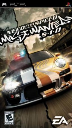 Need for Speed : Most Wanted 5-1-0 (Clone) roms, Need for ...